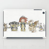 holiday iPad Cases featuring Holiday by Freeminds