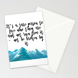 The True You Inside Stationery Cards