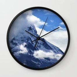 The Matterhorn Wall Clock