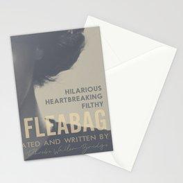 Fleabag, Phoebe Waller-Bridge, british tv comedy, minimalist poster Stationery Cards