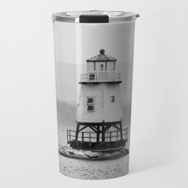The Grand Lighthouse - Hamptons Style Travel Mug