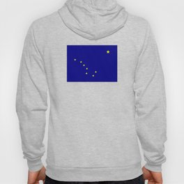 flag of alaska,america,usa,ice, north,Midnight Sun,Alaskan,Anchorage,Fairbanks,Juneau Hoody