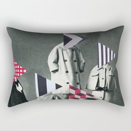 Fashion Forward Rectangular Pillow