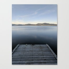 Peaceful Afternoon Canvas Print