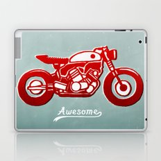 Vintage Bike Laptop & iPad Skin