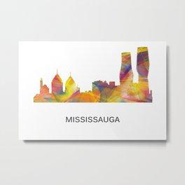 Mississauga Ontario Skyline WB1 Metal Print