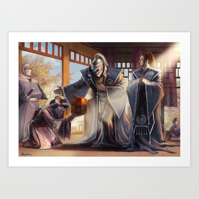 Changing the Game Art Print