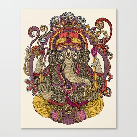 Lord Ganesha Canvas Print