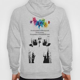 """Unlearn Everything"" Hoody"