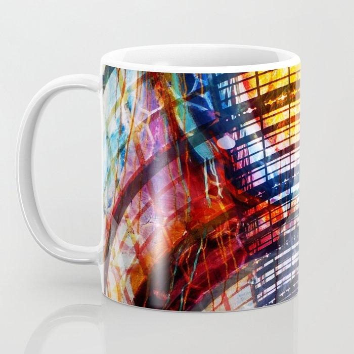 Collage Bogen color Coffee Mug
