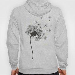 Flower a dandelion Hoody