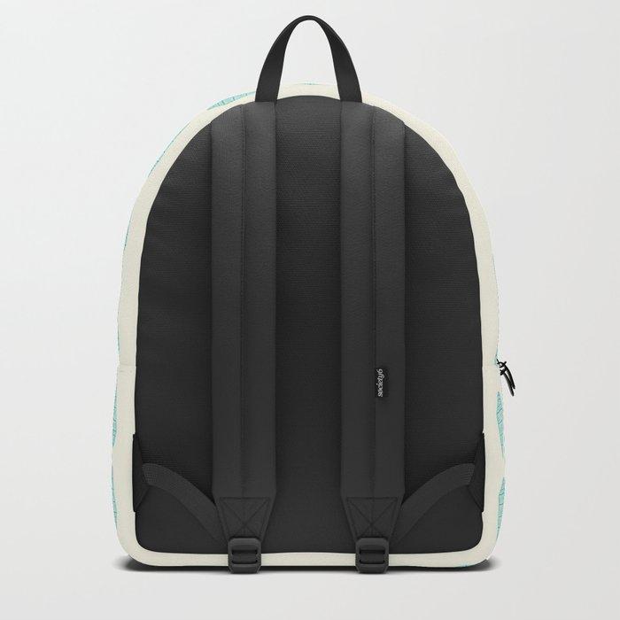 Happy Briolette Gems Backpack