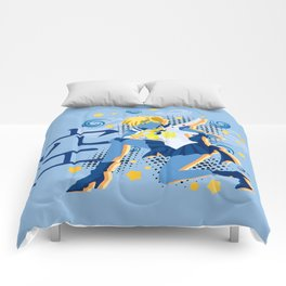 Soldier of the Heavens & Sky Comforters