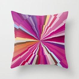 Geometric art: Armitage Throw Pillow