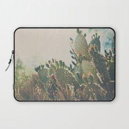 desert prickly pear cactus ... Laptop Sleeve