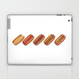 Evolution of A Hotdog Laptop & iPad Skin