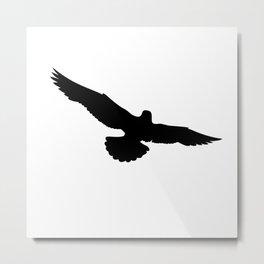 Eagle Freedom Metal Print