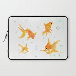 Goldfish! Laptop Sleeve