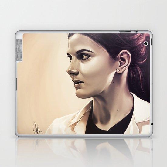 Molly Hooper - Sherlock Laptop & iPad Skin