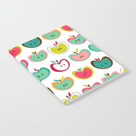 Cute Apples  Notebook