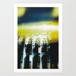 London - Westminster Abbey Art Print