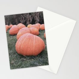 Pumpkins Stationery Cards