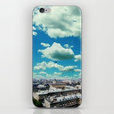 With love, forever yours. iPhone & iPod Skin