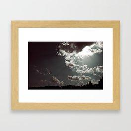 Eerie Framed Art Print