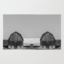 Reflected Farmhouse Rug