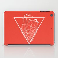 equality iPad Cases featuring Equality Heart by taylovision