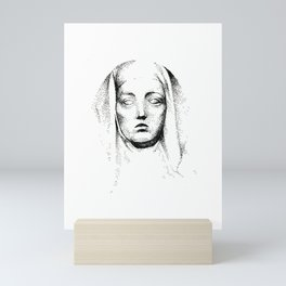 Sister Mini Art Print