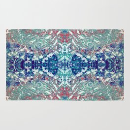 Mountain Trail Edit Mirrored Rug
