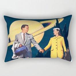 Hyperspace via Economy Plus Rectangular Pillow