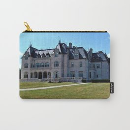 Newport Mansions - Ochre Court - by Jeanpaul Ferro Carry-All Pouch