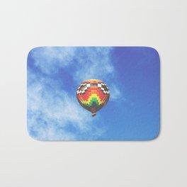 Baloon in the sky Bath Mat