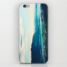 Blue Vista iPhone & iPod Skin