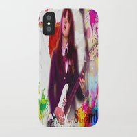 scandal iPhone & iPod Cases featuring Scandal Baby by Don Kuing