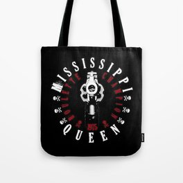 Mississippi Queen Tote Bag