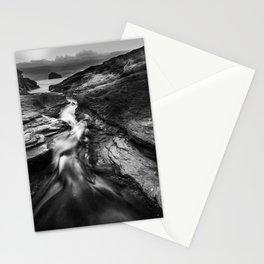 Trebarwith Strand Stationery Cards