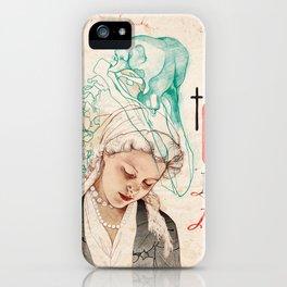 Dodo Love iPhone Case