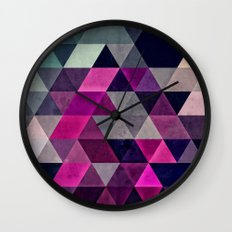 hylyoxrype Wall Clock