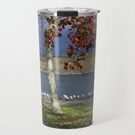 Autumn Day in the Finger Lakes I Travel Mug