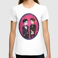danisnotonfire T-shirts featuring Fancy Phan  by BrimRun