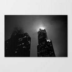 The Torch Canvas Print