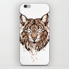 Iberian Lynx: Drifting iPhone & iPod Skin