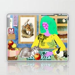 Rabbit Room Moon Laptop & iPad Skin