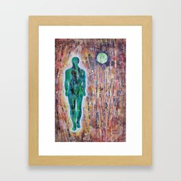 Kingdom Within by GJ Gillespie Framed Art Print