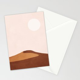 A Lonely Dune Stationery Cards