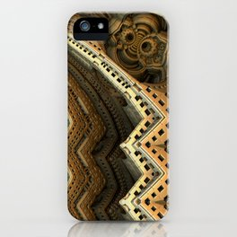 Tricksters evolving iPhone Case