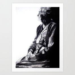 Unwanted Solitude Art Print